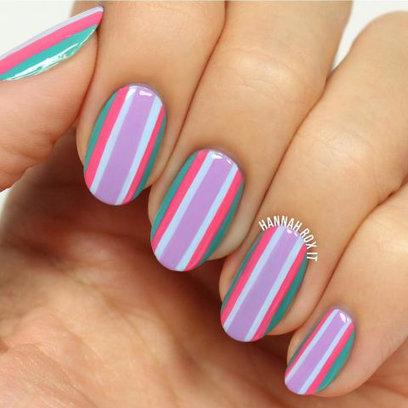 spring,trend,nail,nathalie